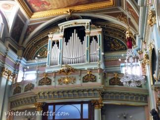 Eglise Sf-François d'Assise, La Valette - Orgue