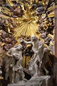 St Jean Baptiste - Maître autel St Jean