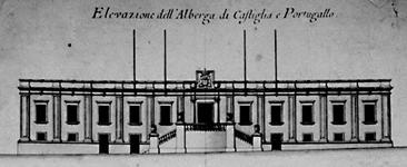 auberge castille 1573