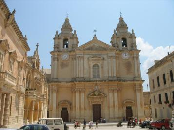 mdina cathedrale