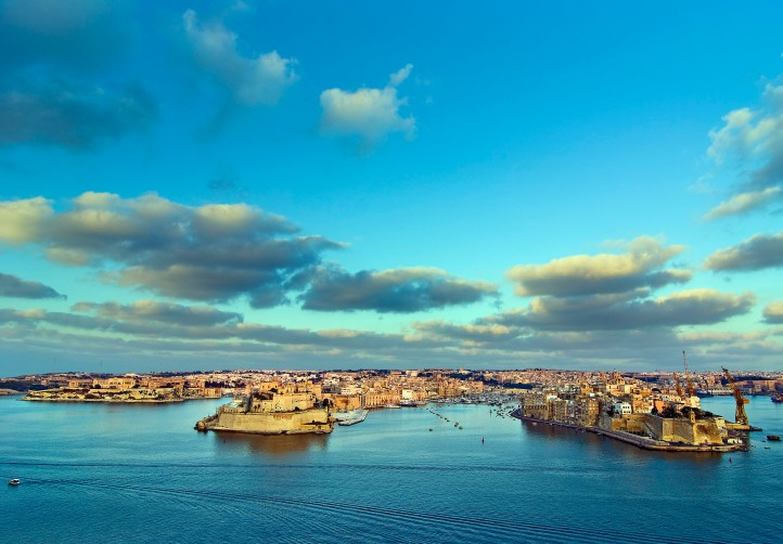 The Grand Harbour WIEWINGMALTA