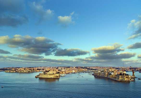 Grand Harbour WIEWINGMALTA