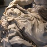 st rose of lima marbre visage